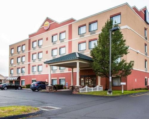 Comfort Inn East Windsor - East Windsor, CT 06088