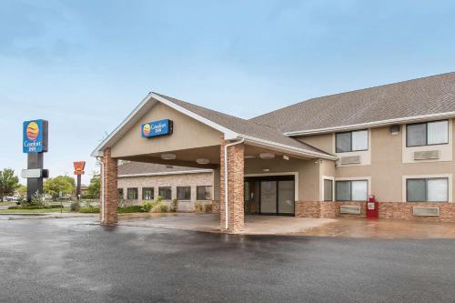 Comfort Inn Grand Junction I-70 - Hotel - Grand Junction