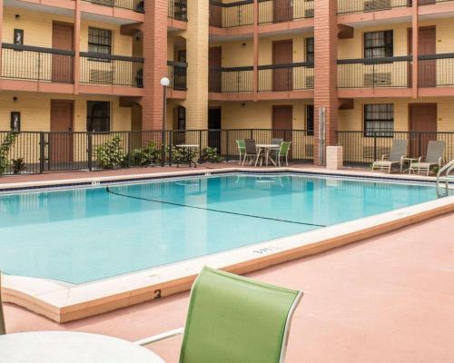Rodeway Inn Tampa Ybor City - Tampa, FL FL 33605