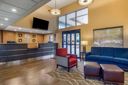 . Comfort Inn Sandy Springs – Perimeter