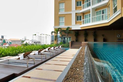 The Narathiwas Hotel & Residence Sathorn Bangkok photo 57