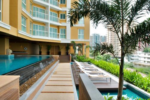 The Narathiwas Hotel & Residence Sathorn Bangkok photo 59