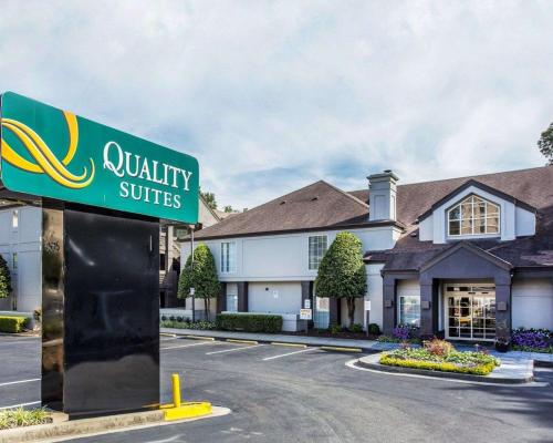 Quality Suites Atlanta Buckhead Village North