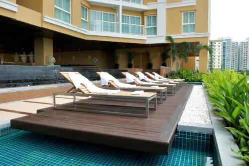 The Narathiwas Hotel & Residence Sathorn Bangkok photo 86
