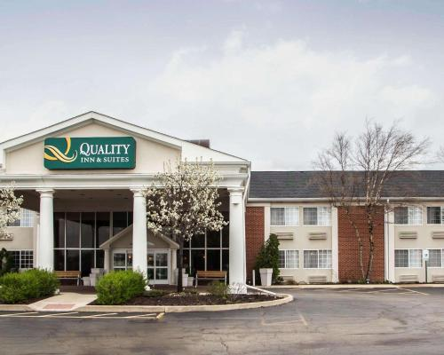 . Quality Inn and Suites St Charles -West Chicago