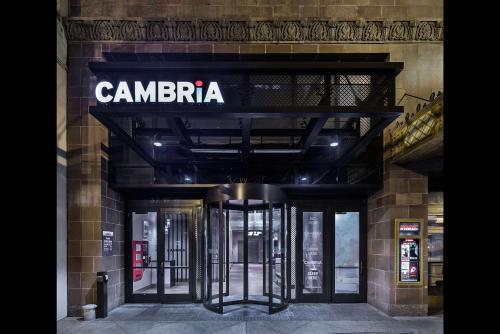 Cambria Hotel Chicago Loop/Theatre District