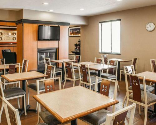 Comfort Suites Ne Indianapolis Fishers - Indianapolis, IN 46256