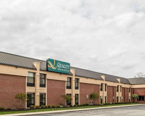 Quality Inn & Suites Greenfield I-70