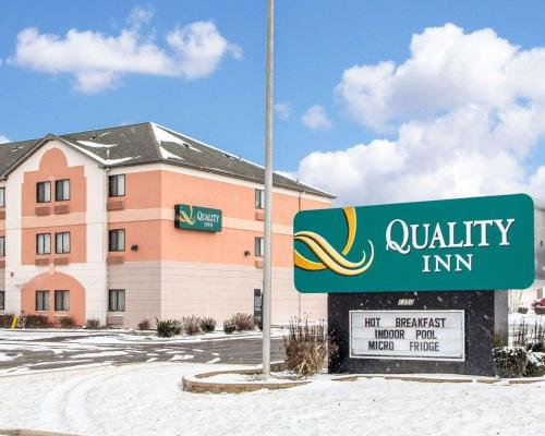 Quality Inn Merrillville, Merrillville, IN