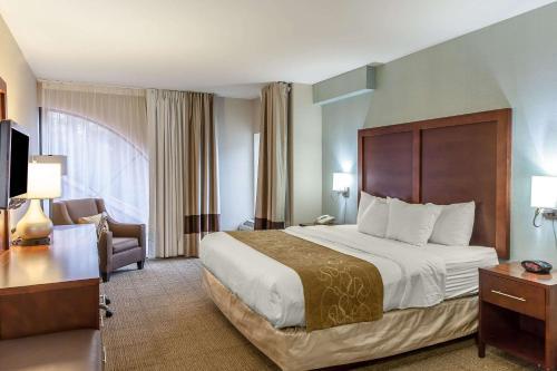 Comfort Suites Ocean City - Ocean City, MD 21842
