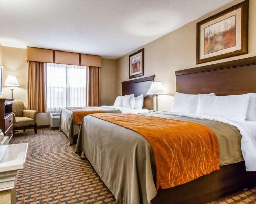 Comfort Inn & Suites Scarborough - Scarborough, ME 04074