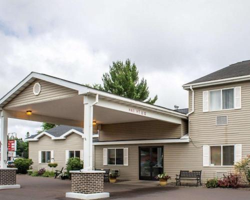 Quality Inn Ironwood - Hotel