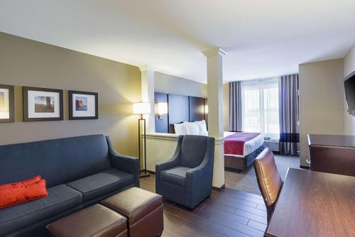 Comfort Suites & Conference Center Worthington