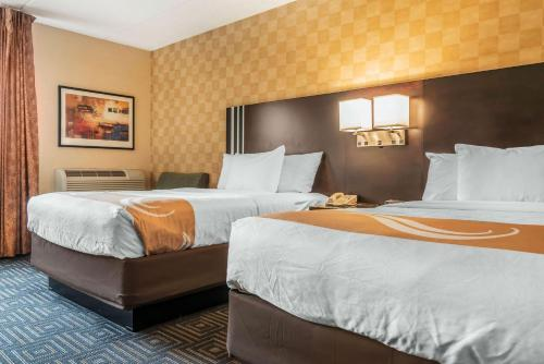 Quality Inn Suites Mall Of America Msp Airport Hotel Bloomington