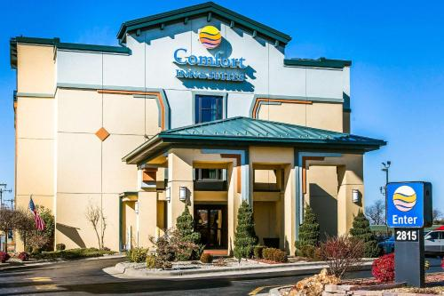 Comfort Inn & Suites North Springfield - Springfield, MO 65803