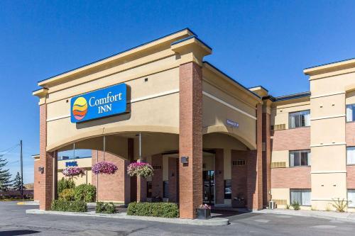 Comfort Inn Butte - Butte, MT 59701-3713