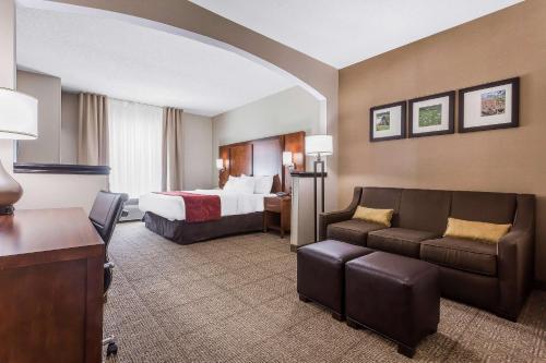 Comfort Suites Salisbury I-85