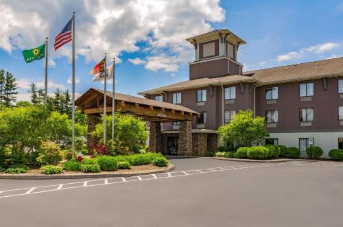Sleep Inn Boone University Area - Accommodation - Boone