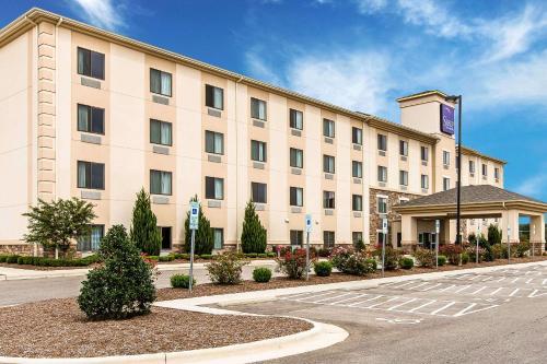 . Sleep Inn & Suites Mount Olive North
