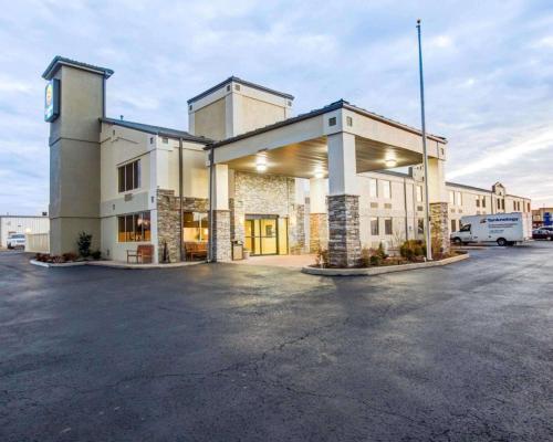 Comfort Inn Muskogee - Muskogee, OK 74401