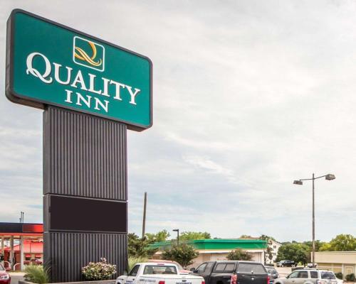 Quality Inn Ponca City Route 77