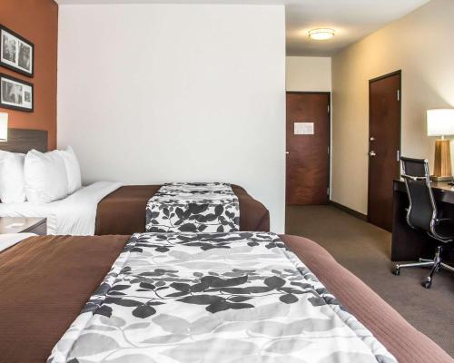Sleep Inn & Suites Blackwell