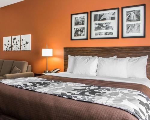 Sleep Inn & Suites Blackwell - Blackwell, OK 74631