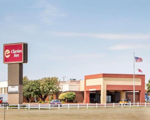 Clarion Inn Elk City - Elk City, OK 73648