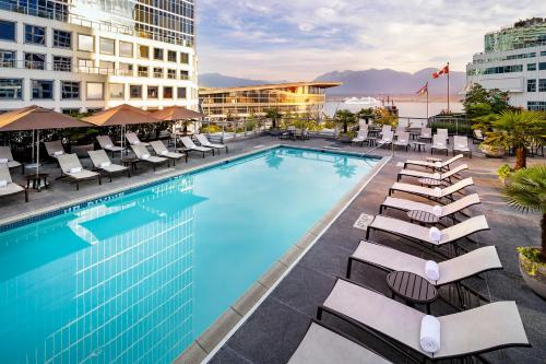 Fairmont Waterfront - Hotel - Vancouver