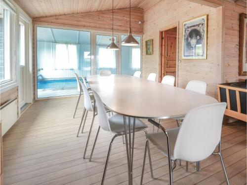 Holiday home Tingodden II in Hvide Sande