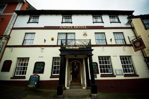The Angel Hotel, Helston, Cornwall
