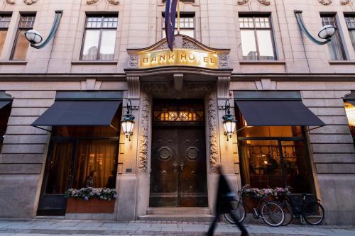 Bank Hotel, Sweden