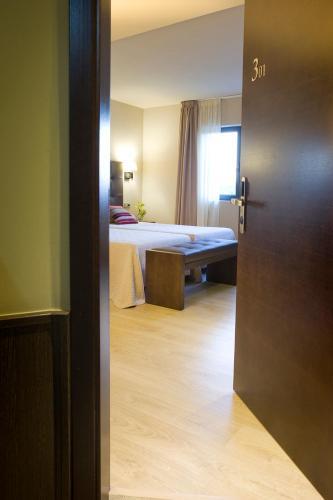 Habitación Doble - 2 camas Hotel Torre de Núñez 8