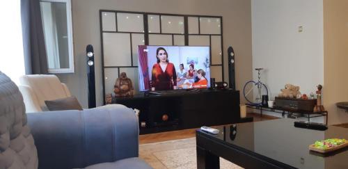 Istanbul Three Bedroom Apartment at City Center - Osmanbey District online rezervasyon