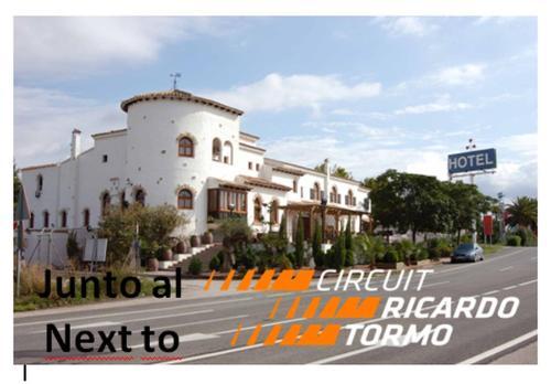 . Hotel La Carreta