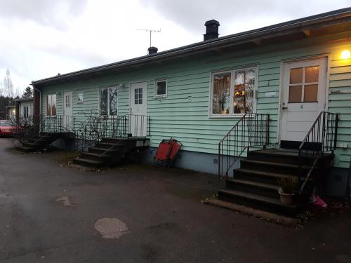 Accommodation in Vansbro