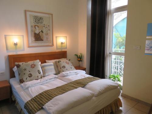 Alon Hotel Oda fotoğrafları