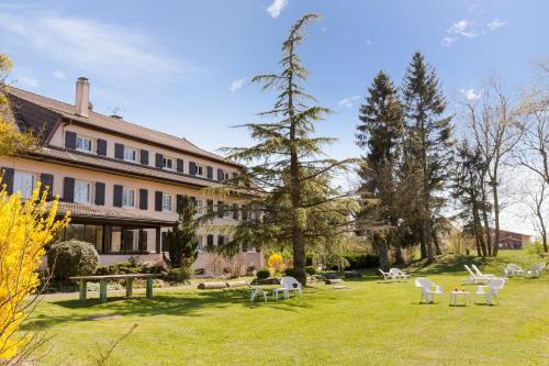 . The Originals City, Hôtel Rey du Mont Sion, Saint-Julien-en-Genevois Sud (Inter-Hotel)
