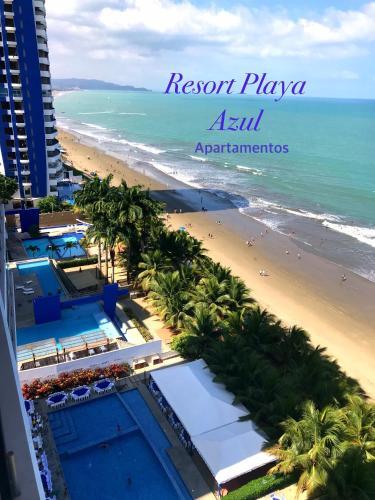 . Resort Playa Azul Departamentos frente al mar