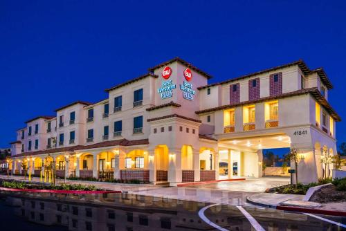 Best Westerm Plus Temecula Wine Country Hotel &Suites