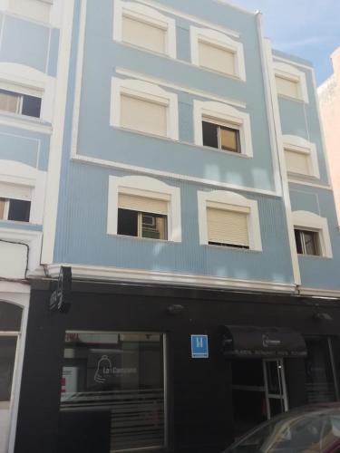 Hotel-overnachting met je hond in Hostal la Campana - La Línea de la Concepción