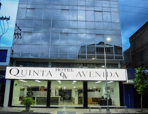 . Hotel Quinta Avenida