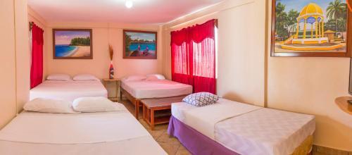 Hotel BAHÍA कक्ष तस्वीरें