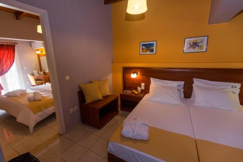 Mirabel Hotel 部屋の写真