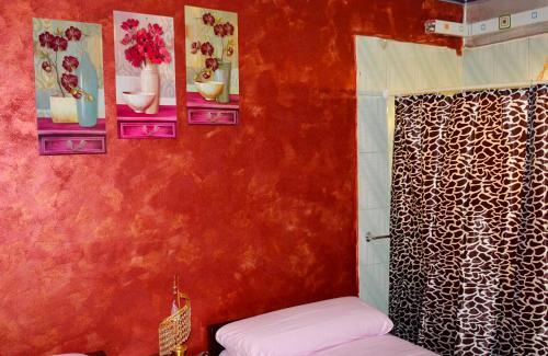 City Hostel room photos