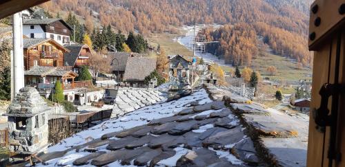 Casetta di montagna Viuex - Apartment - La Magdeleine