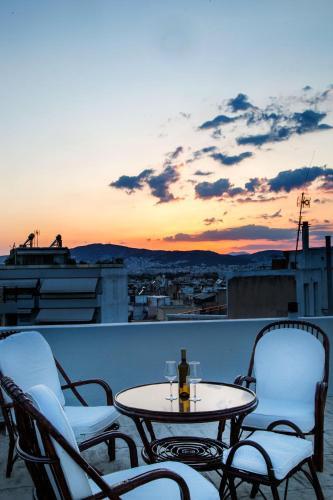 Value for money Acropolis' view apartment