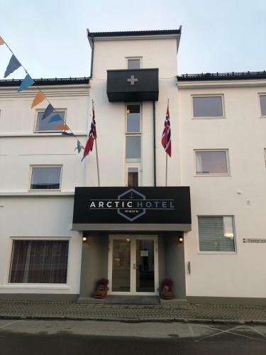 . Arctic Hotel Nordkapp