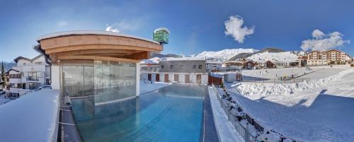 Hotel Garni Montana Serfaus