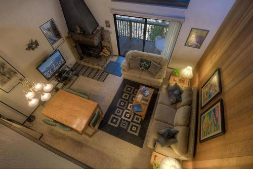 Townhouse In Center Of Tahoe's North Shore - Kings Beach, CA 96143